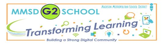 MMSD logo for G2 school