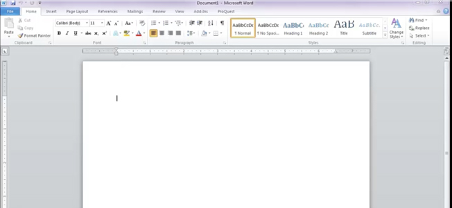 Image links to screencast about using Write n Cite in Word for a PC