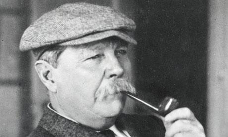 Sir Arthur Conan Doyle - Sherlock Sources: A Guide to All Things ...  Conan Doyle
