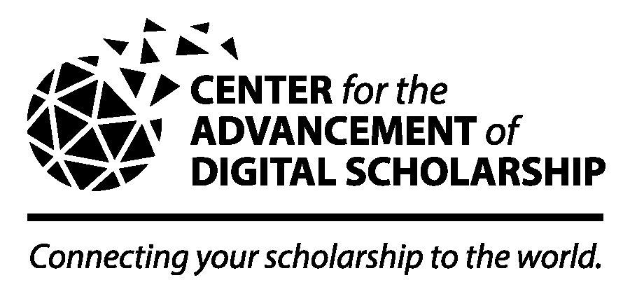 Center for the Advancement of Digital Scholarship