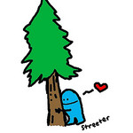 Treehugger by Betsy Streeter - Creative Commons Attribution license