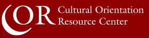 Cultural Orientation Resource Center