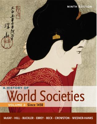 Cover Image of A History of World Societies - Since 1450