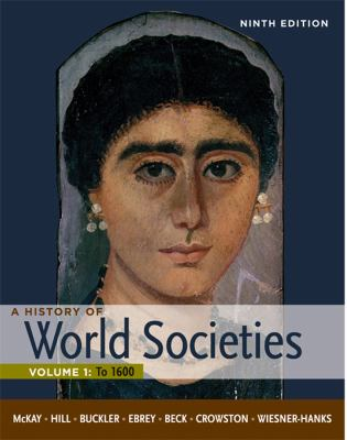 Cover image of A History of World Societies - To 1600