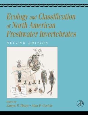 Cover image of Ecology and Classification of North American Freshwater Invertebrates