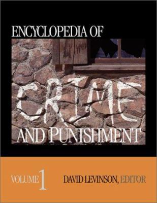 Cover image of Encyclopedia of Crime and Punishment