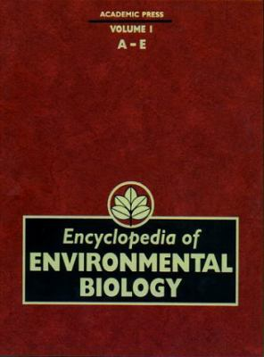 Cover image of Encyclopedia of Environmental Biology