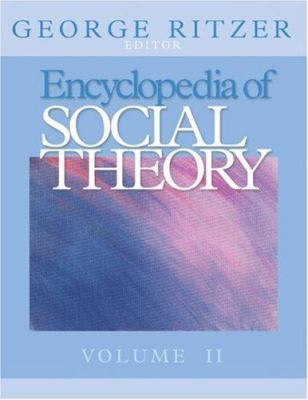 Cover image of Encyclopedia of Social Theory