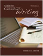 Cover Image of Guide to College Writing