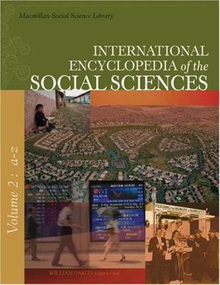Cover image of International Encyclopedia of Social Sciences