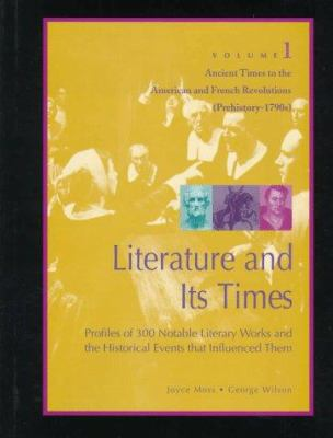 Cover image of Literature and Its Times