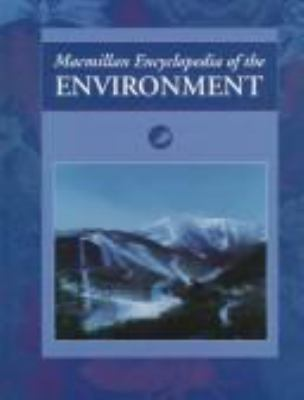 Cover image of Macmillan Encyclopedia of the Environment