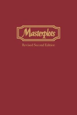 Cover image of Masterplots