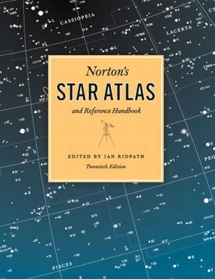 Cover image of Norton's Star Atlas and Reference Handbook