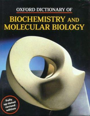 Cover image of Oxford Dictionary of Biochemistry and Molecular Biology