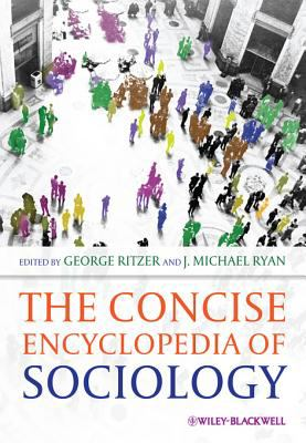 Cover image of The Concise Encyclopedia of Sociology