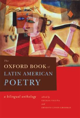 Cover image of The Oxford Book of Latin American Poetry: A Bilingual Anthology