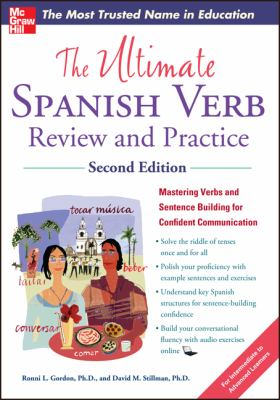 Cover image of The Ultimate Spanish Verb Review and Practice