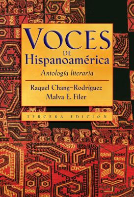 Cover image of Voces de Hispanoamerica