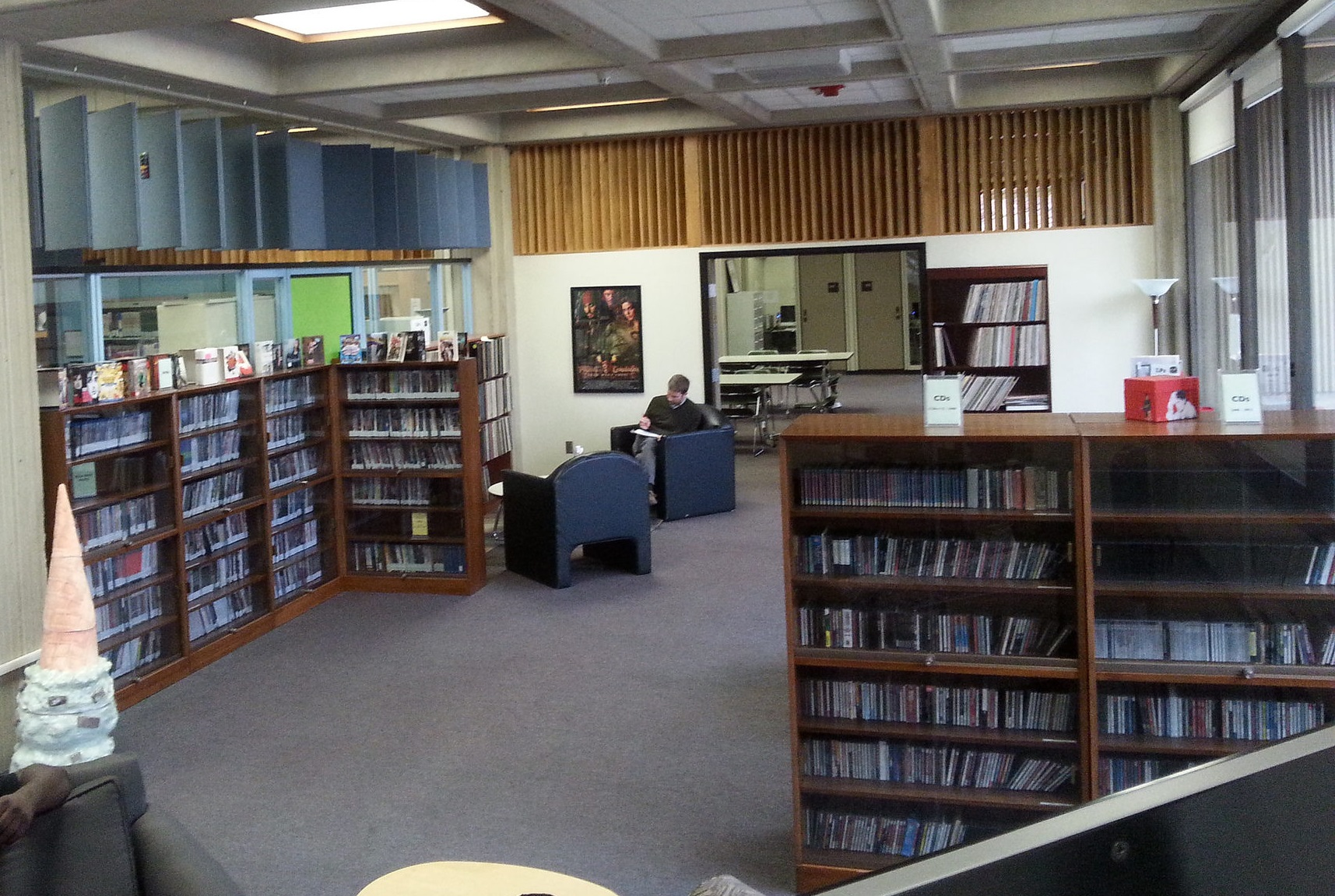 Multimedia Center and Podcasting Rooms