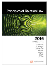 basic international taxation principles