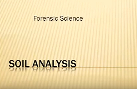 Forensic science essay