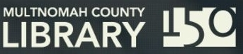 Multanomah County Library Homework Website