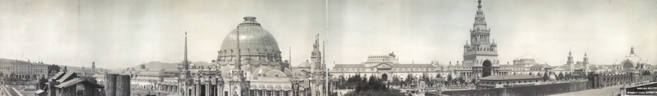 Image of the Panama-Pacific International Exposition in San Francisco