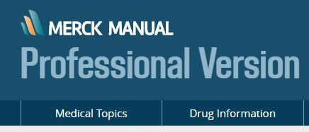 manual merck manual merck de informacion medica para el hogar home medical information spanish edition
