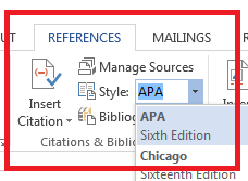 word to apa format converter
