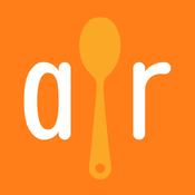 Allrecipes Dinner Spinner App-please select iOS or Android below to access the app
