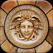 Ancient Greek Mythology App-please select iOS or Android below to access the app