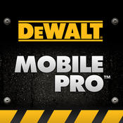 DEWALT Mobile Pro App-please select iOS or Android below to access the app