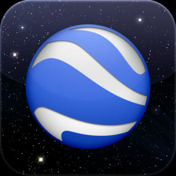 Google Earth App-please select iOS or Android below to access the app