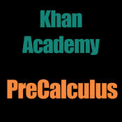 Khan Academy: PreCalculus App-please select iOS or Android below to access the app