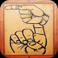 Sign Language for Beginners App-please select iOS or Android below to access the app
