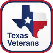 Texas Veterans App-please select iOS or Android below to access the app