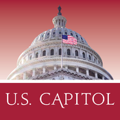 U.S. Capitol Visitor Guide App-please select iOS or Android below to access the app