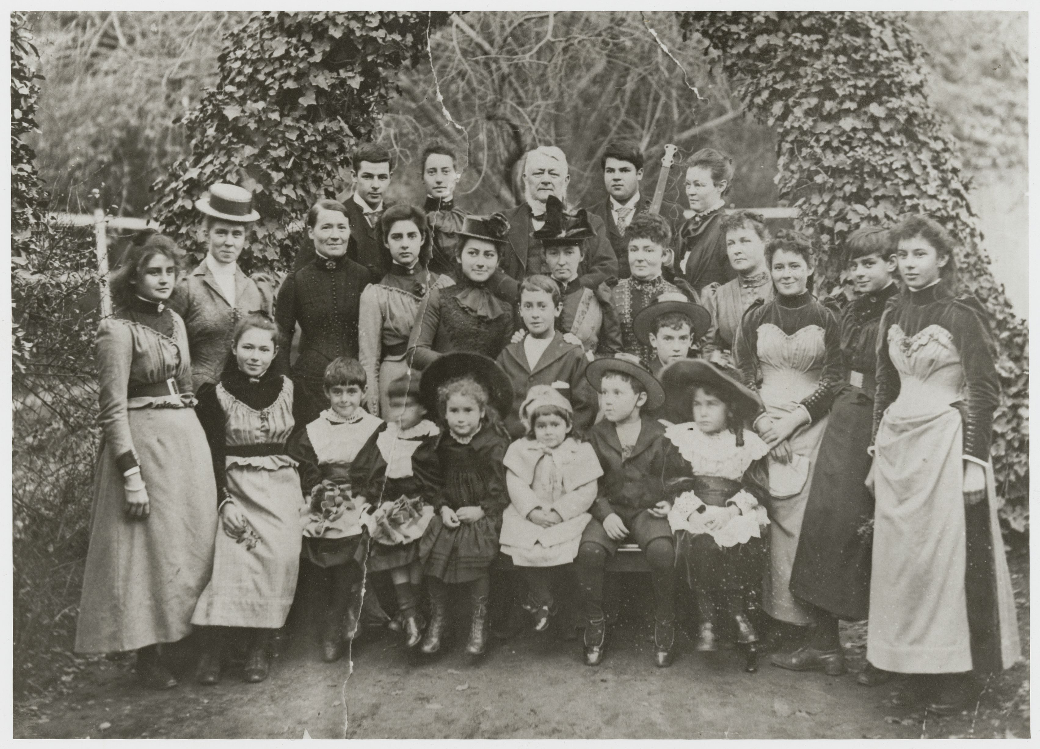 Introduction births deaths and marriages libguides at state sir henry ayers with his children and grandchildren 1891 prg 675422 birth aiddatafo Gallery