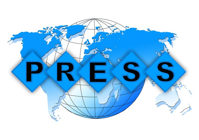PRESS on Globe of the World