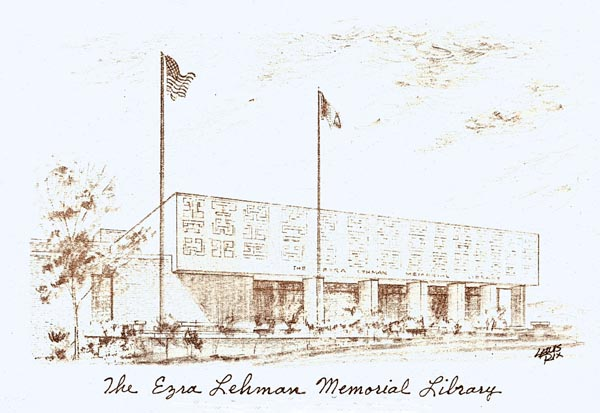 Ezra Lehman Memorial Library