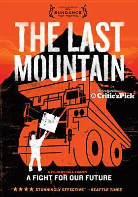 "Image: DVD Cover, ""Last Mountain"""
