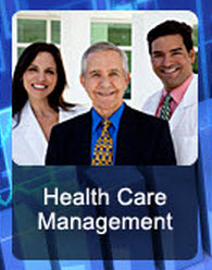 Health care management professionals