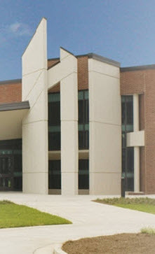 Edward M. Chadbourne Library at Pensacola State College