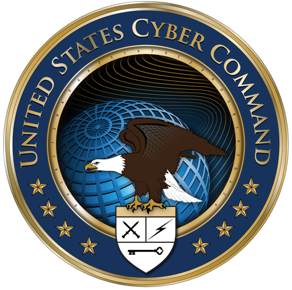 Seal of the United States Cyber Command