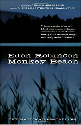 Monkey Beach by Eden Robinson