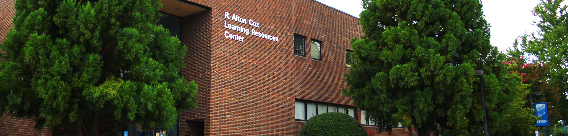 R. Alton Cox Learning Resources Center
