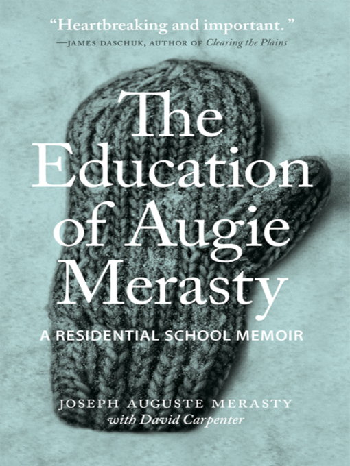 Education of Augie Merasty
