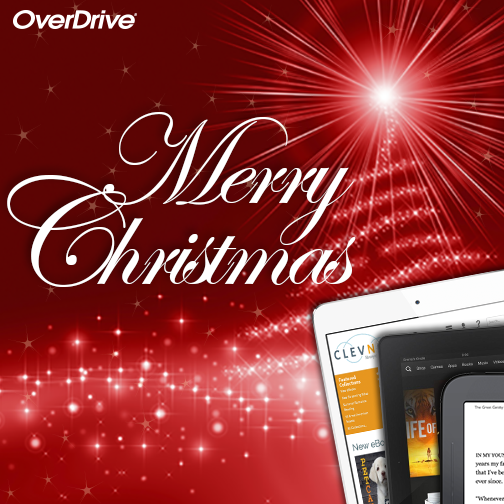 Merry Christmas from OverDrive