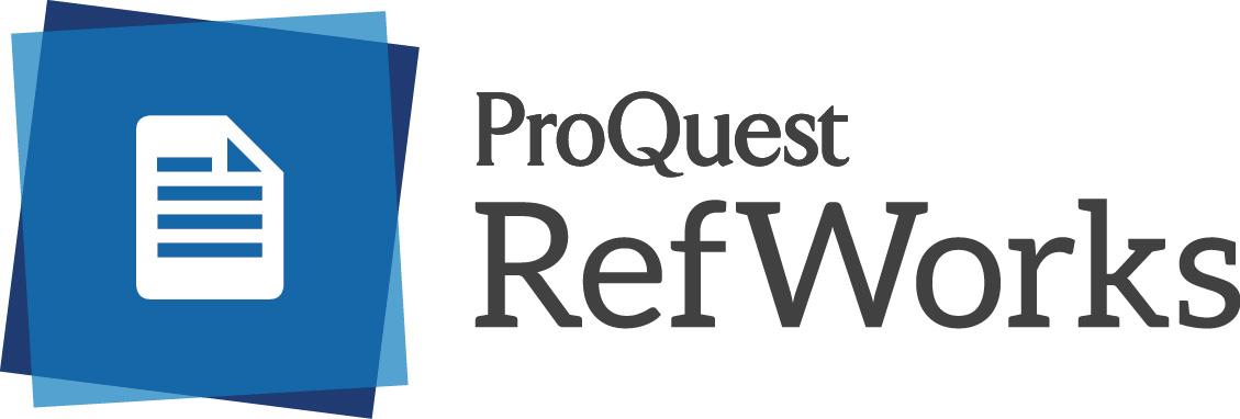 ProQuest RefWorks brand logo